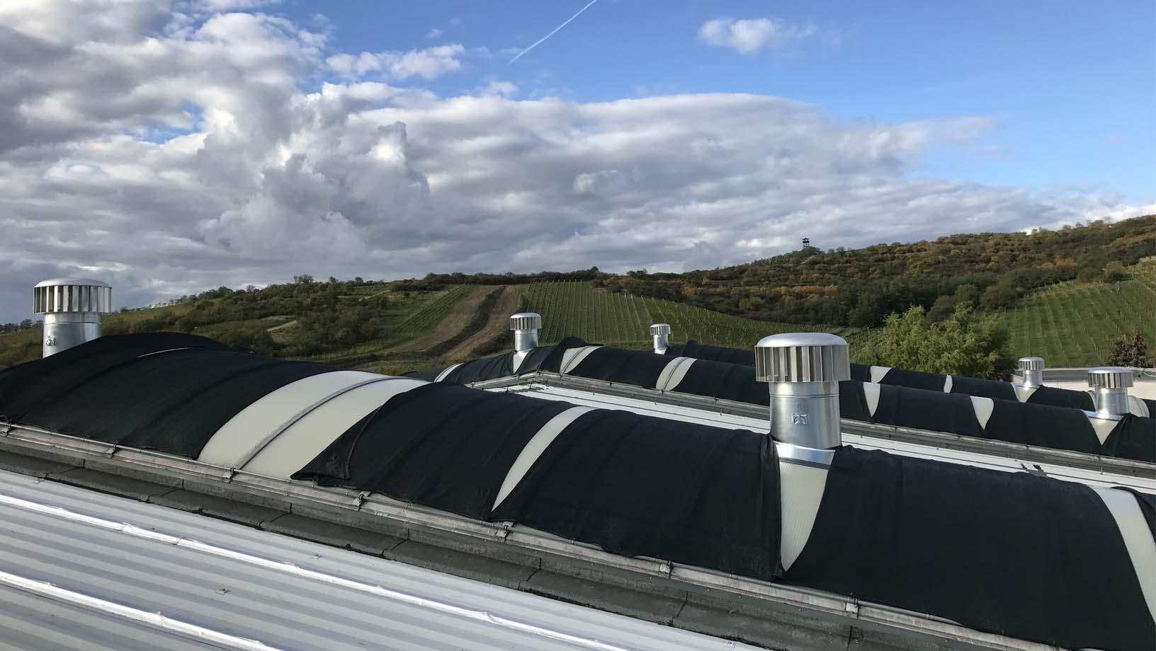 Ventilacni turbiny Fairair